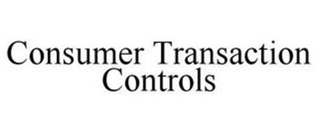 CONSUMER TRANSACTION CONTROLS