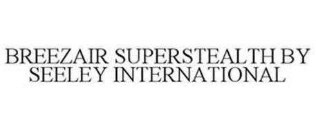 BREEZAIR SUPERSTEALTH BY SEELEY INTERNATIONAL