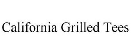 CALIFORNIA GRILLED TEES