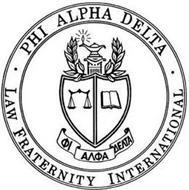 PHI ALPHA DELTA LAW FRATERNITY INTERNATIONAL