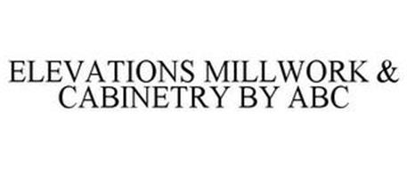 ELEVATIONS MILLWORK & CABINETRY BY ABC