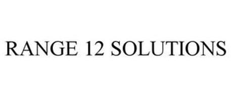 RANGE 12 SOLUTIONS