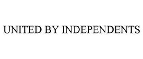 UNITED BY INDEPENDENTS