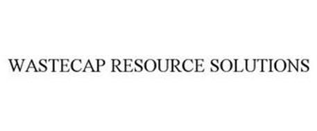 WASTECAP RESOURCE SOLUTIONS