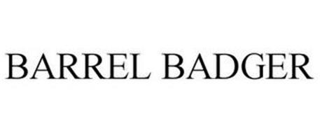 BARREL BADGER