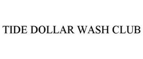 TIDE DOLLAR WASH CLUB