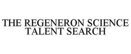 THE REGENERON SCIENCE TALENT SEARCH