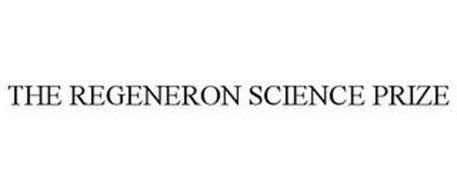 THE REGENERON SCIENCE PRIZE