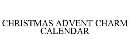 CHRISTMAS ADVENT CHARM CALENDAR