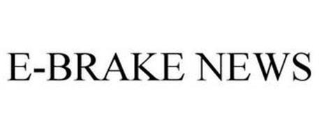 E-BRAKE NEWS