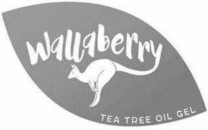 WALLABERRY TEA TREE OIL GEL