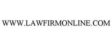 WWW.LAWFIRMONLINE.COM