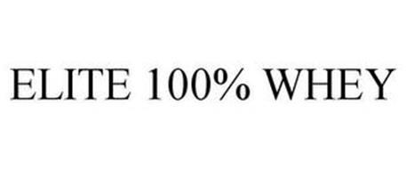 ELITE 100% WHEY