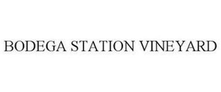 BODEGA STATION VINEYARD