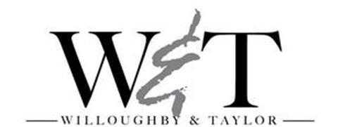 W&T WILLOUGHBY & TAYLOR