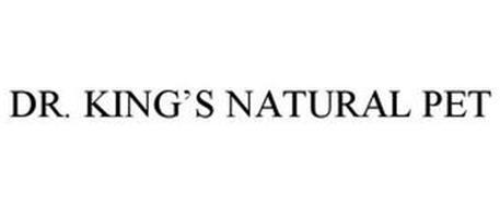 DR. KING'S NATURAL PET