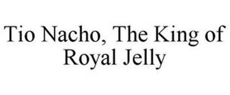 TIO NACHO, THE KING OF ROYAL JELLY