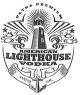 ULTRA PREMIUM AMERICAN LIGHTHOUSE VODKA