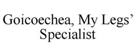 GOICOECHEA, MY LEGS' SPECIALIST