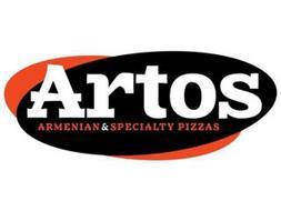 ARTOS ARMENIAN & SPECIALTY PIZZAS