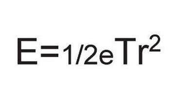 E=1/2ETR2