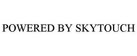 POWERED BY SKYTOUCH