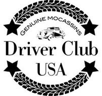 DRIVER CLUB USA GENUINE MOCASSINS
