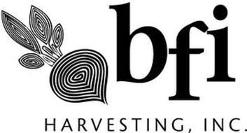 BFI HARVESTING, INC.
