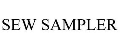SEW SAMPLER