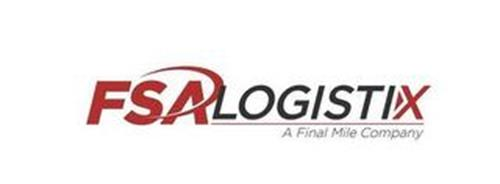 FSA LOGISTIX A FINAL MILE COMPANY