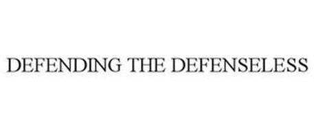 DEFENDING THE DEFENSELESS