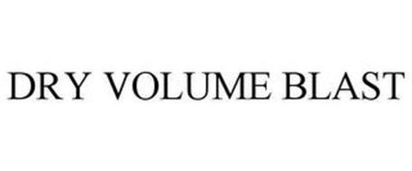 DRY VOLUME BLAST