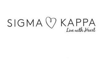 SIGMA KAPPA LIVE WITH HEART