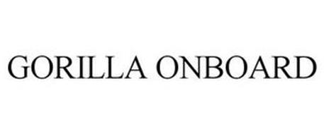 GORILLA ONBOARD