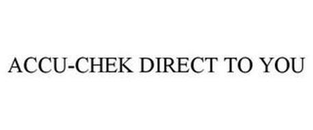 ACCU-CHEK DIRECT TO YOU