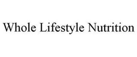 WHOLE LIFESTYLE NUTRITION