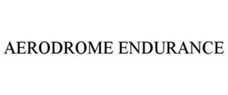AERODROME ENDURANCE