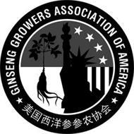 GINSENG GROWERS ASSOCIATION OF AMERICA