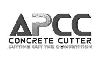 APCC CONCRETE CUTTER CUTTING OUT THE COMPETITION