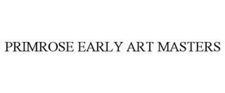 PRIMROSE EARLY ART MASTERS