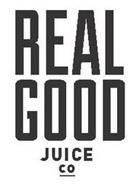 REAL GOOD JUICE CO