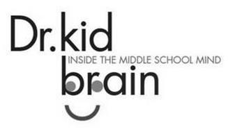 DR. KID BRAIN INSIDE THE MIDDLE SCHOOL MIND