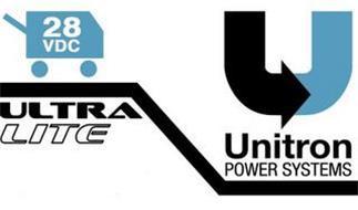 28 VDC ULTRALITE UNITRON POWER SYSTEMS