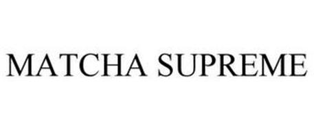 MATCHA SUPREME