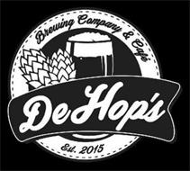 DEHOP'S BREWING COMPANY & CAFÉ EST. 2015