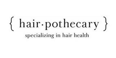 { HAIR · POTHECARY } SPECIALIZING IN HAIR HEALTH
