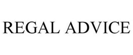 REGAL ADVICE