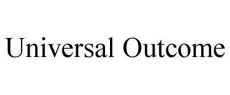 UNIVERSAL OUTCOME