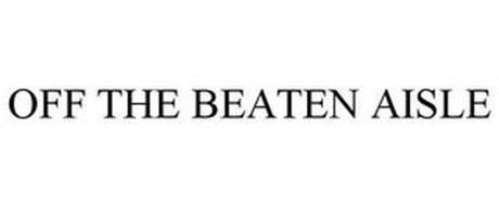 OFF THE BEATEN AISLE