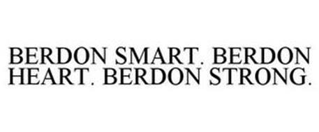 BERDON SMART. BERDON HEART. BERDON STRONG.